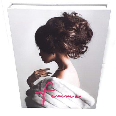 Caixa Livro Femme