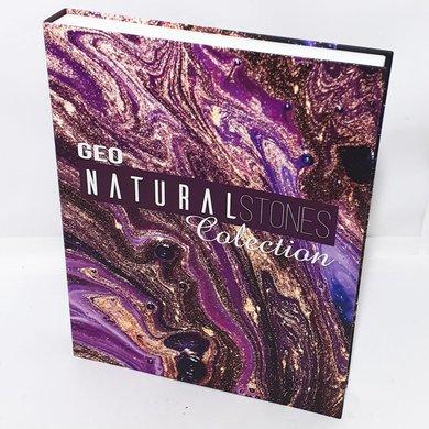 Caixa Livro Geo Natural