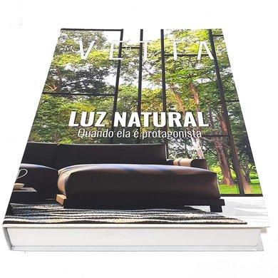 Caixa Livro Luz Natural