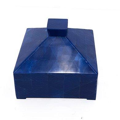 Caixa Quadrada Osso Marinho P