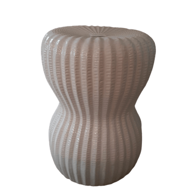 Seat Garden Cerâmica Branco Acinturado
